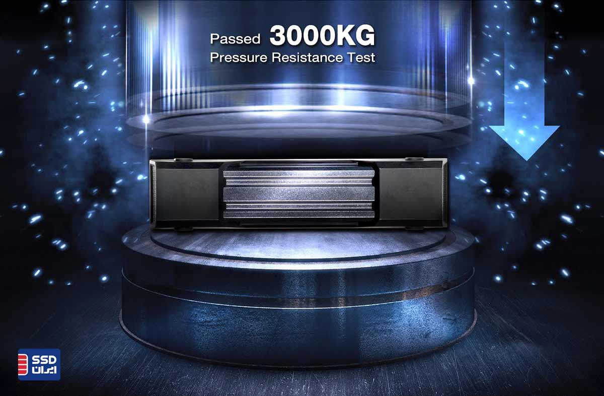 هارد اکسترنال ای دیتا HD830 تحمل 3000 کیلو گرم