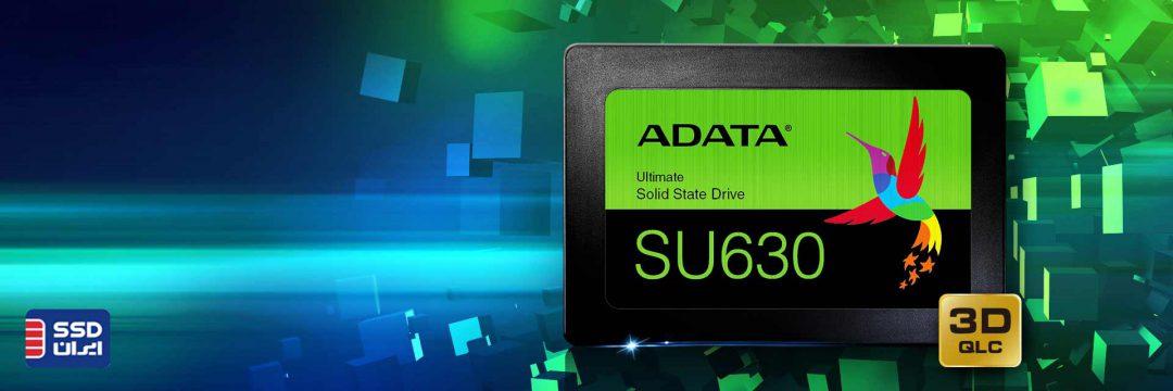 اس اس دی ای دیتا 480 گیگابایت ADATA SU630