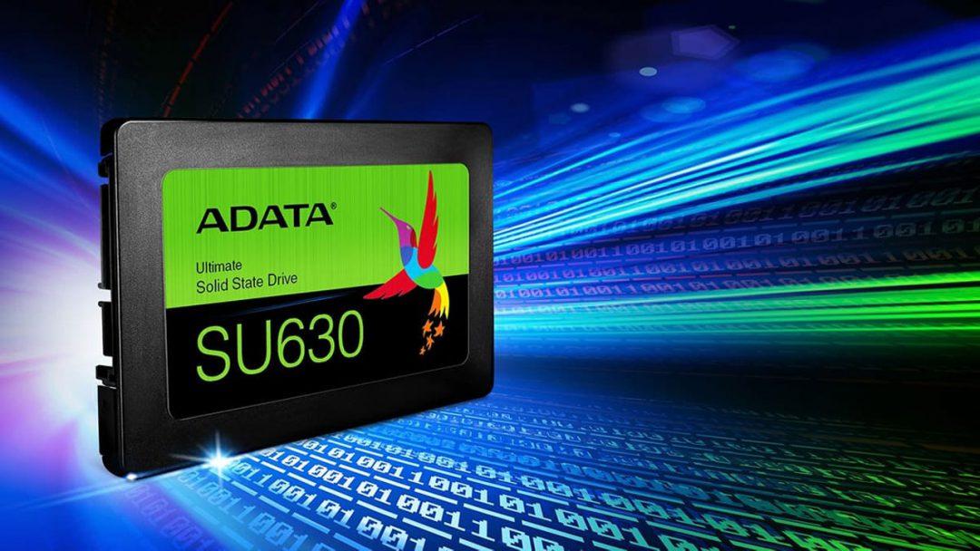 اس اس دی ای دیتا 960 گیگابایت ADATA SU630 5