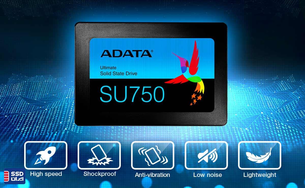 اس اس دی ای دیتا 1 ترابایت ADATA SU750