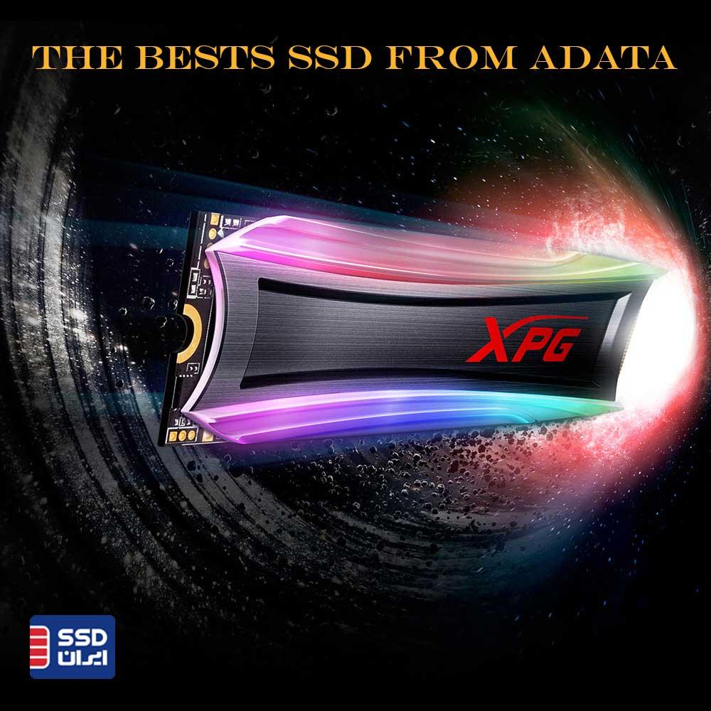 معرفی بهترین حافظه های اس اس دی ADATA